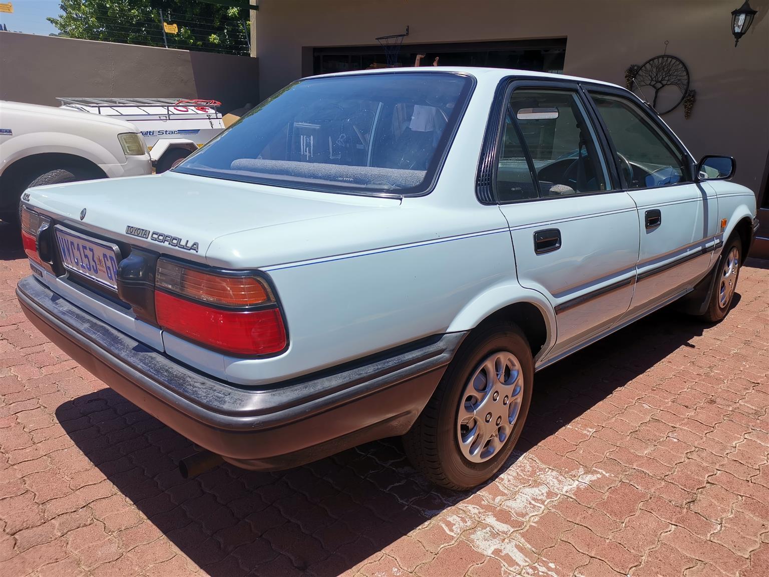 1990 Toyota Corolla 1.3 Professional