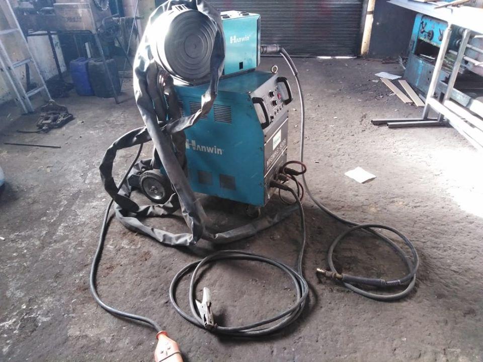 2 x MigMag 500Amp CO2 Welding Machines - Urgent Sale