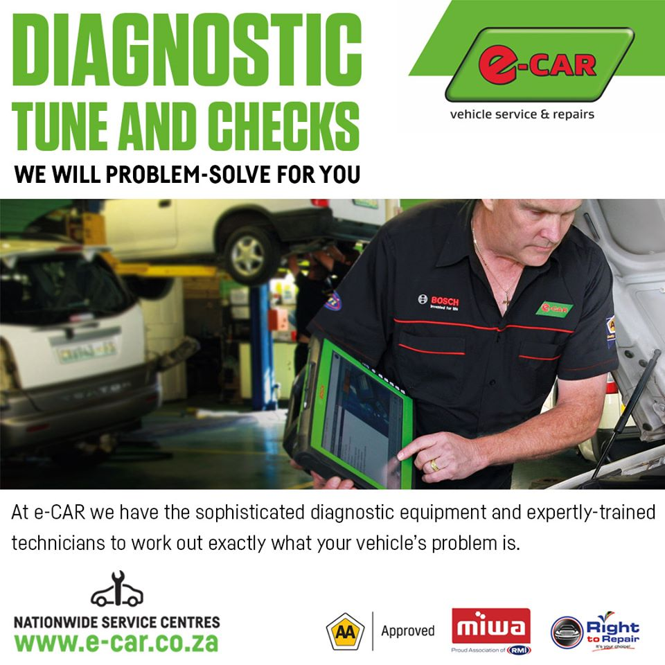 Top Care Auto Clinic Greenstone - eCar
