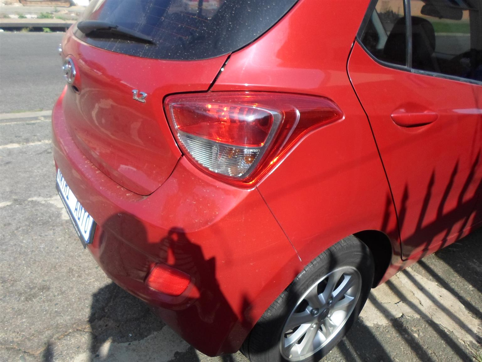 2016 Hyundai i10 1.2 GLS high spec