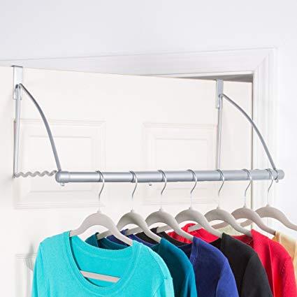 Adjustable Over The Door Drying Rack