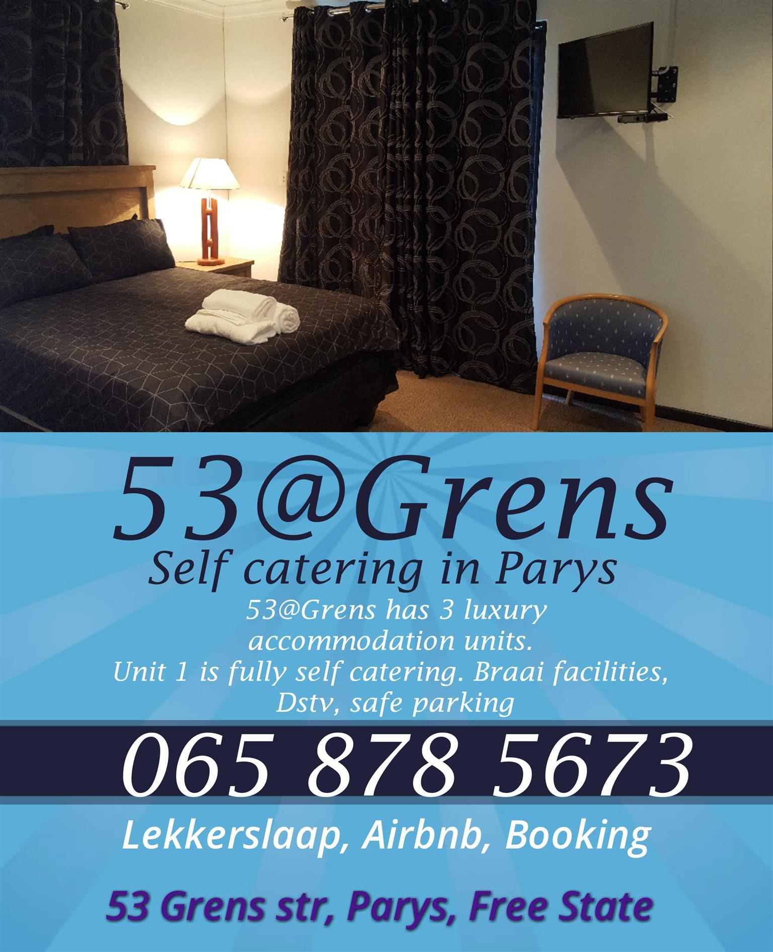 Guesthouse in Parys