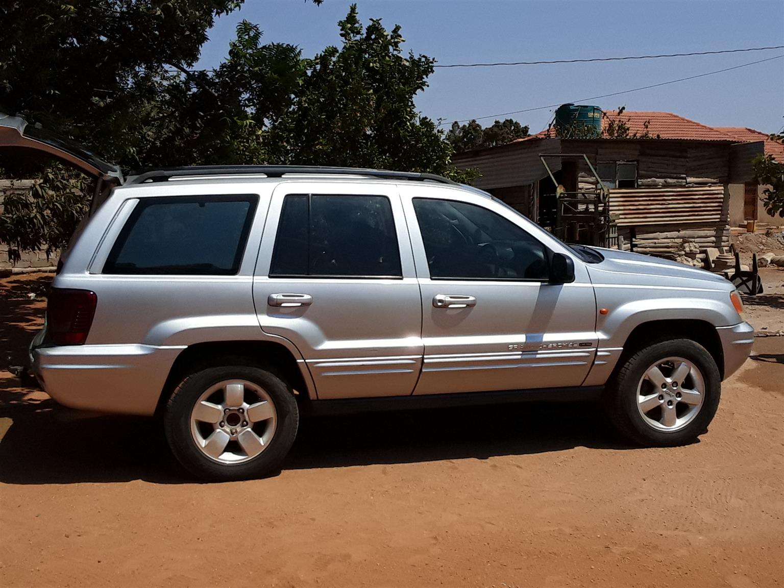 2002 Jeep Grand Cherokee 3.0CRD Laredo