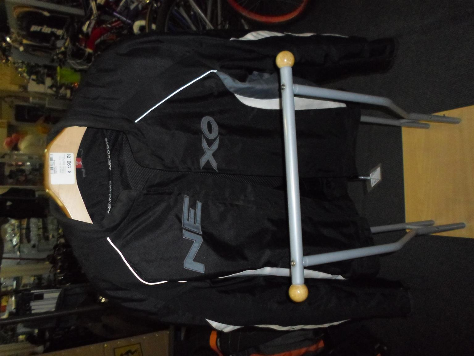 4XL Nexo Sports Motorcycle Jacket