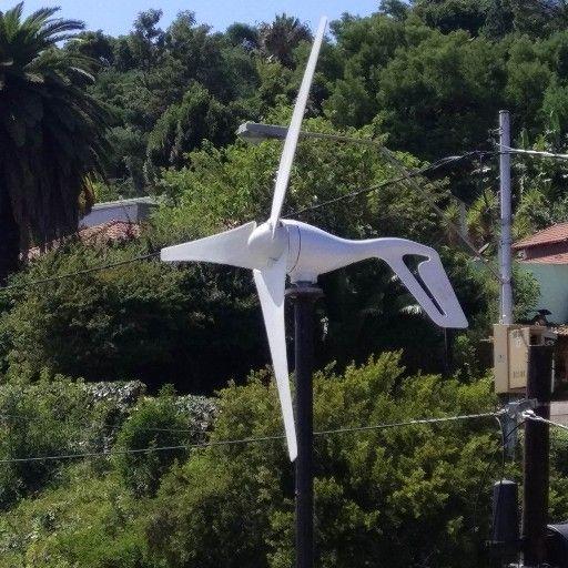 Wind Turbine 500W 48v