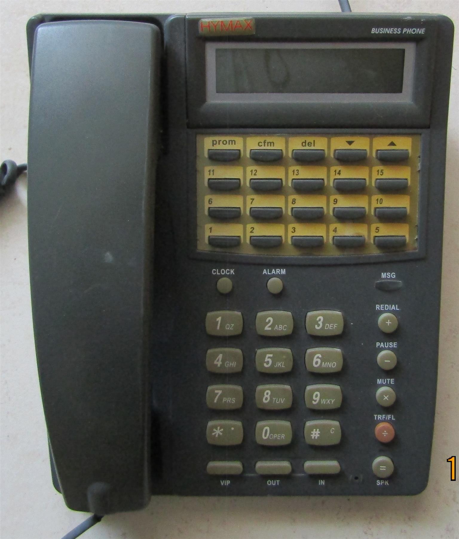 Aristel Deluxe Business Phone SLT70