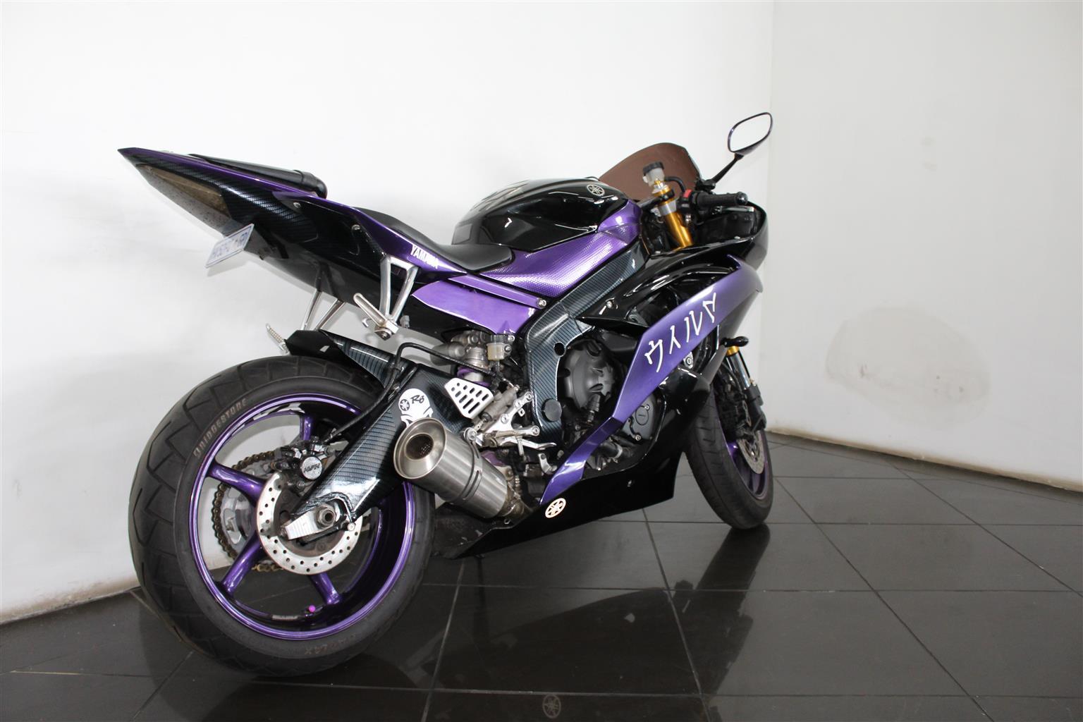 2009 Yamaha YZF R6