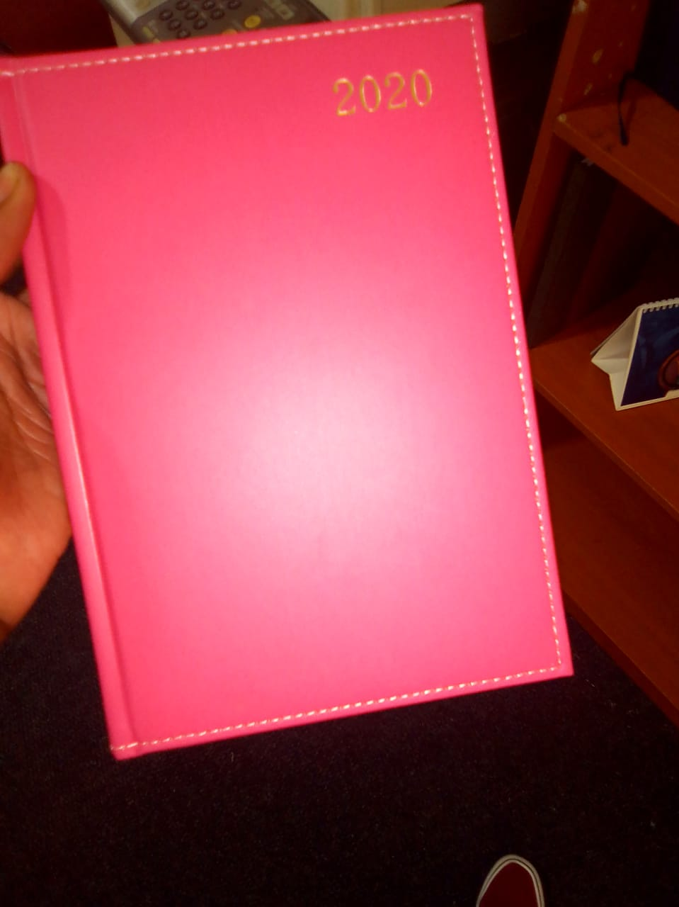 2021 diary supplier johannesburg, south africa