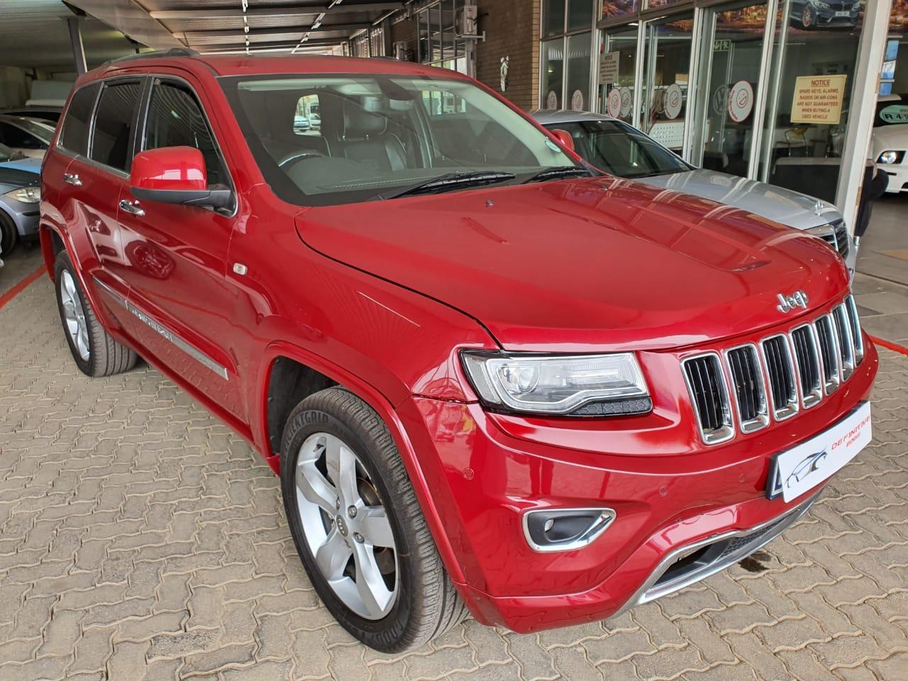 2012 Jeep Grand Cherokee 3.6L Overland