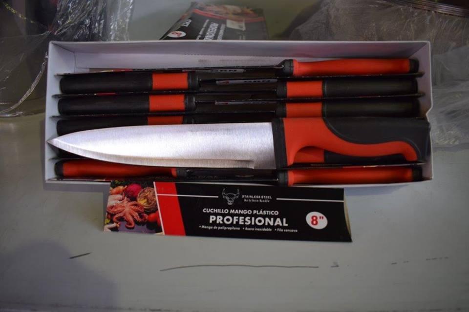 Meat knife set for sale