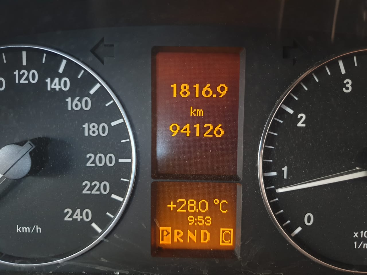 2011 Mercedes Benz A Class A200