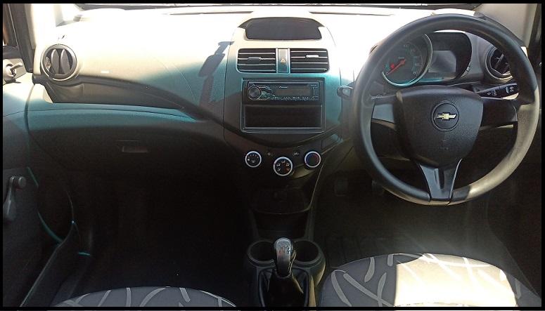 2016 Chevrolet Spark 1.2 Campus