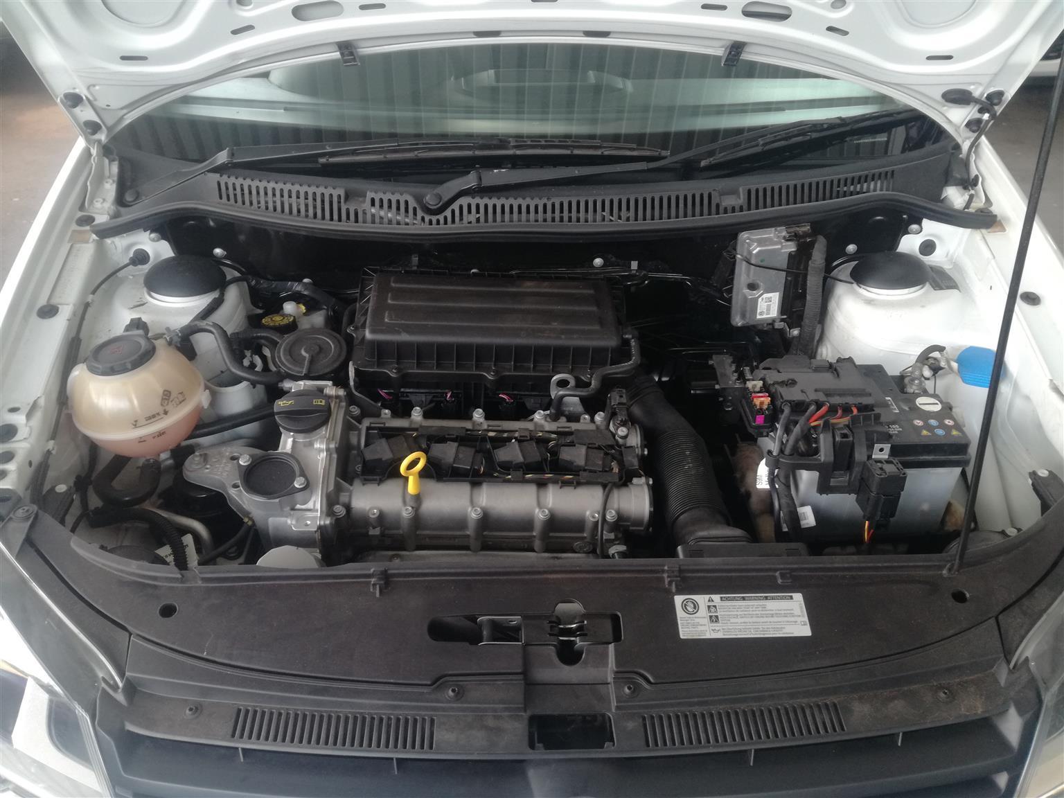 2017 VW Polo Vivo 5 door 1.4