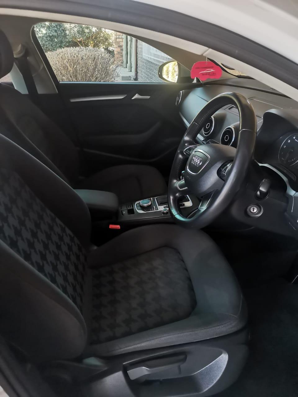 2016 Audi A3 sedan A3 1.4T FSI STRONIC