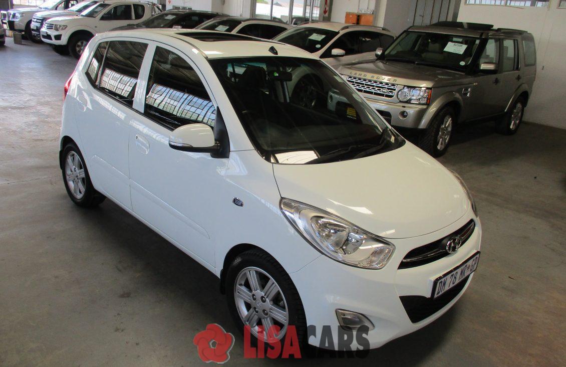 2015 Hyundai i10 1.25 Glide