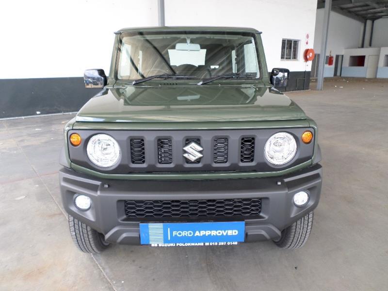 2021 Suzuki JIMNY 1.5 GLX