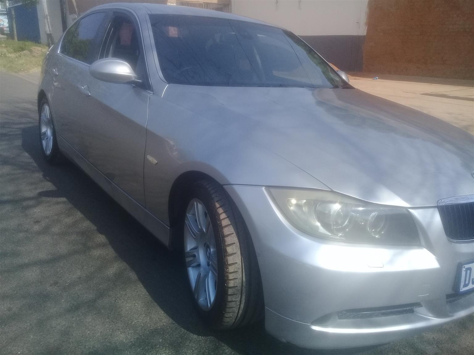 2005 BMW 3 Series sedan 320D M SPORT A/T (G20)