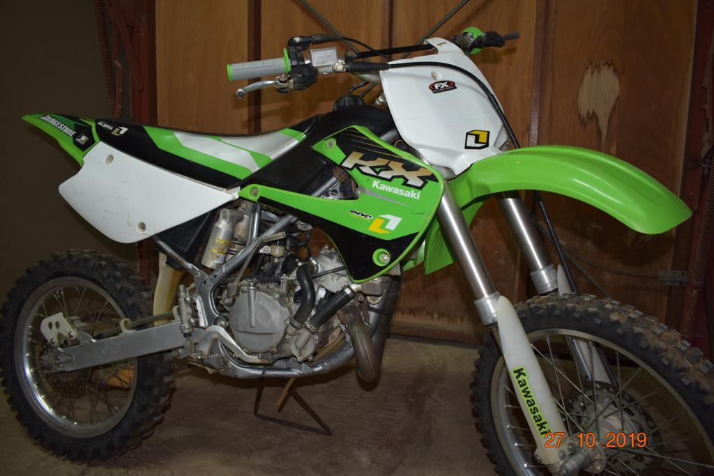 2007 Kawasaki KX