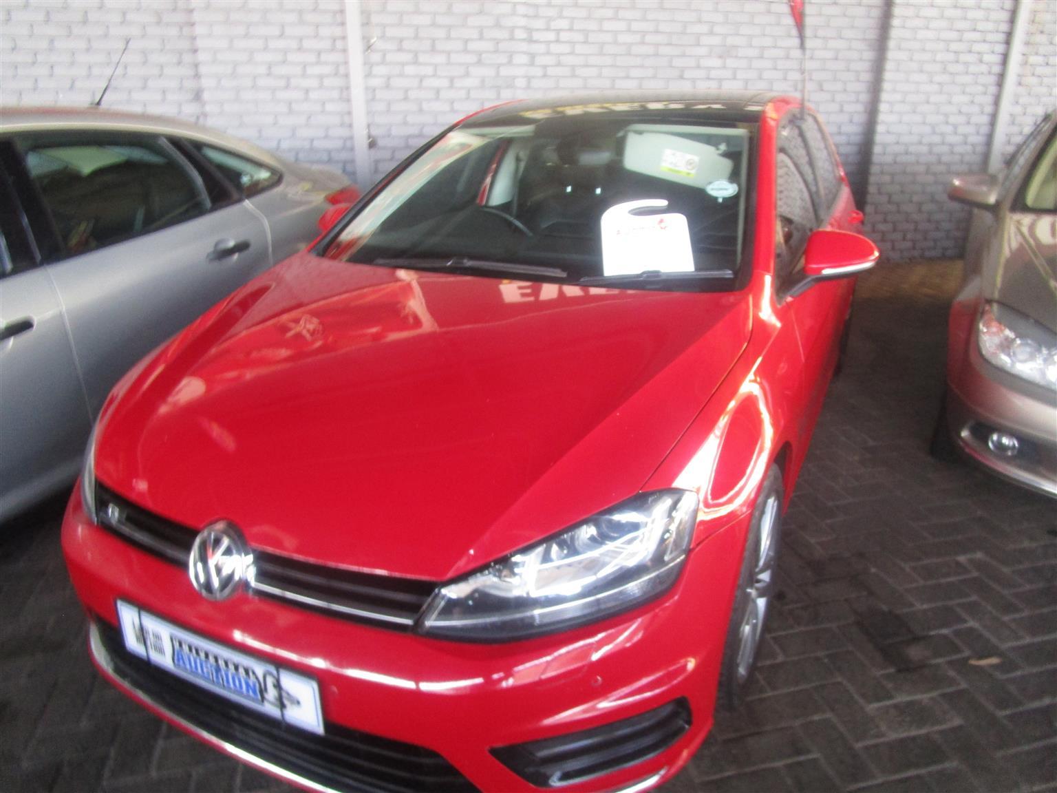 2016 VW Golf 1.0TSI Comfortline