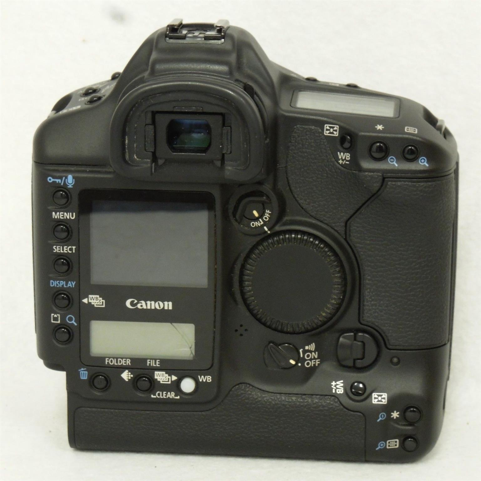 Canon EOS 1D-S Mark ii plus 50mm Canon Lens - R12,950