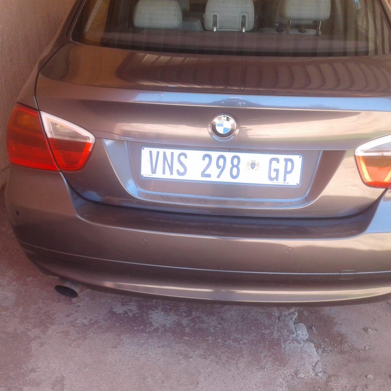 2007 BMW 3 Series 320i coupé