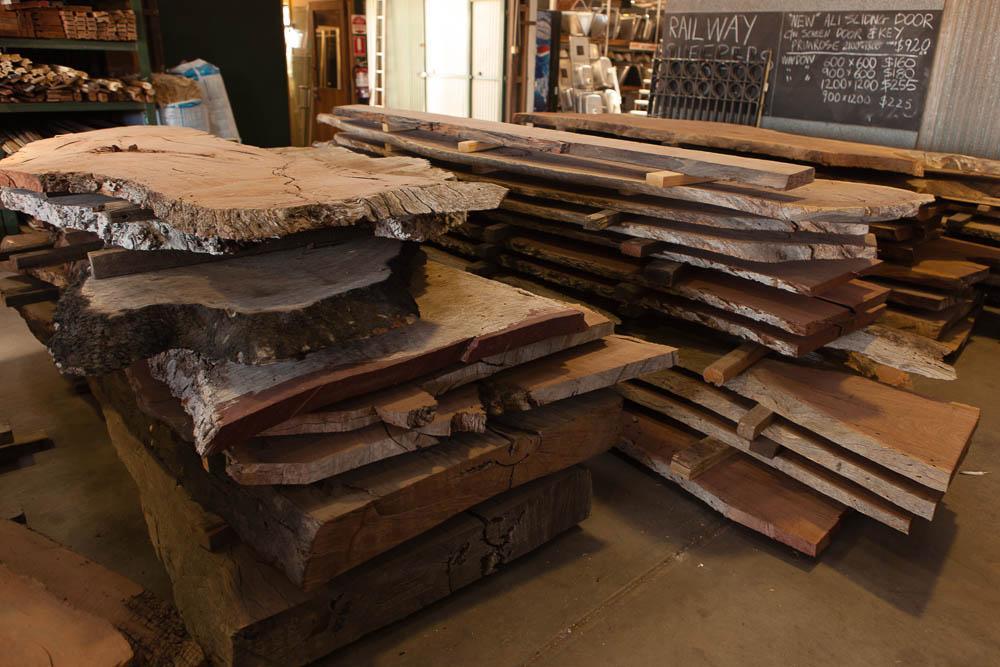 Beautiful Wooden Slabs