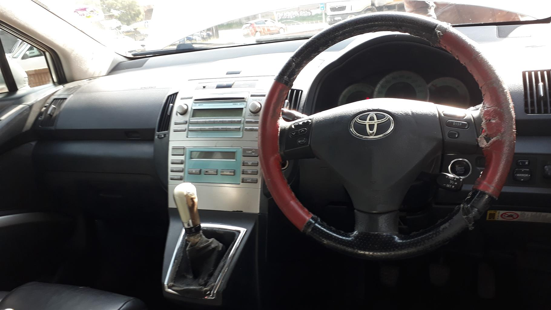 2009 Toyota Verso 1.6 S