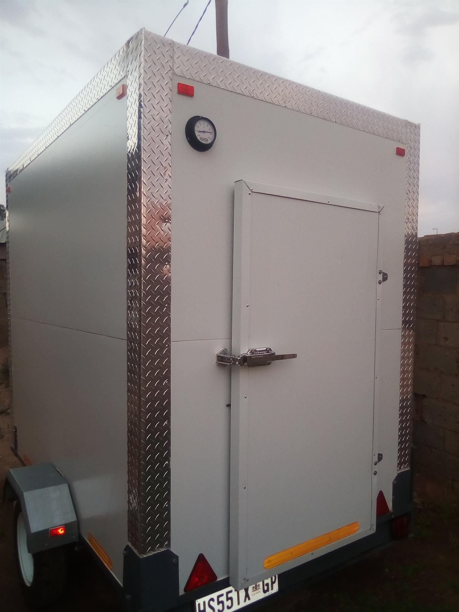 PK's mobile fridge for hire