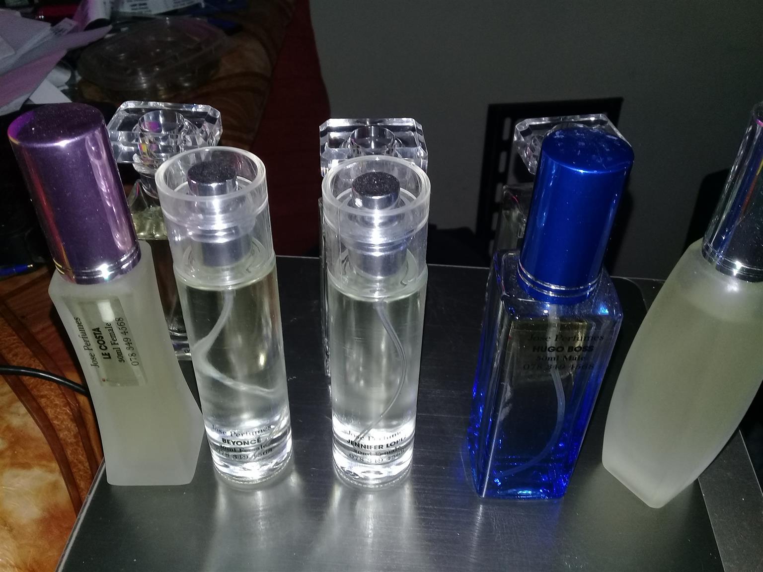 Fragrance/perfumes