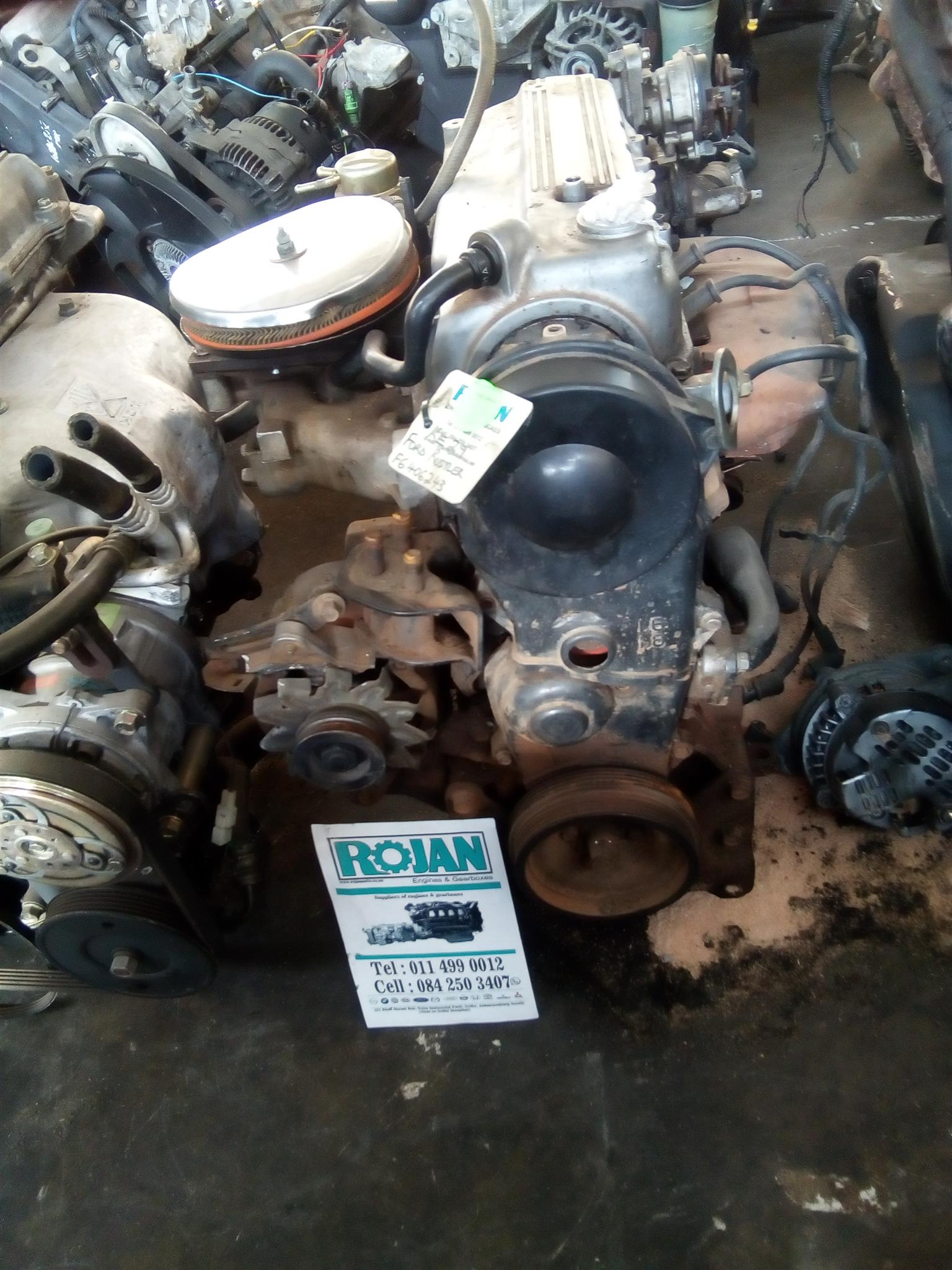 FORD RUSTLER ENGINE FOR SALE