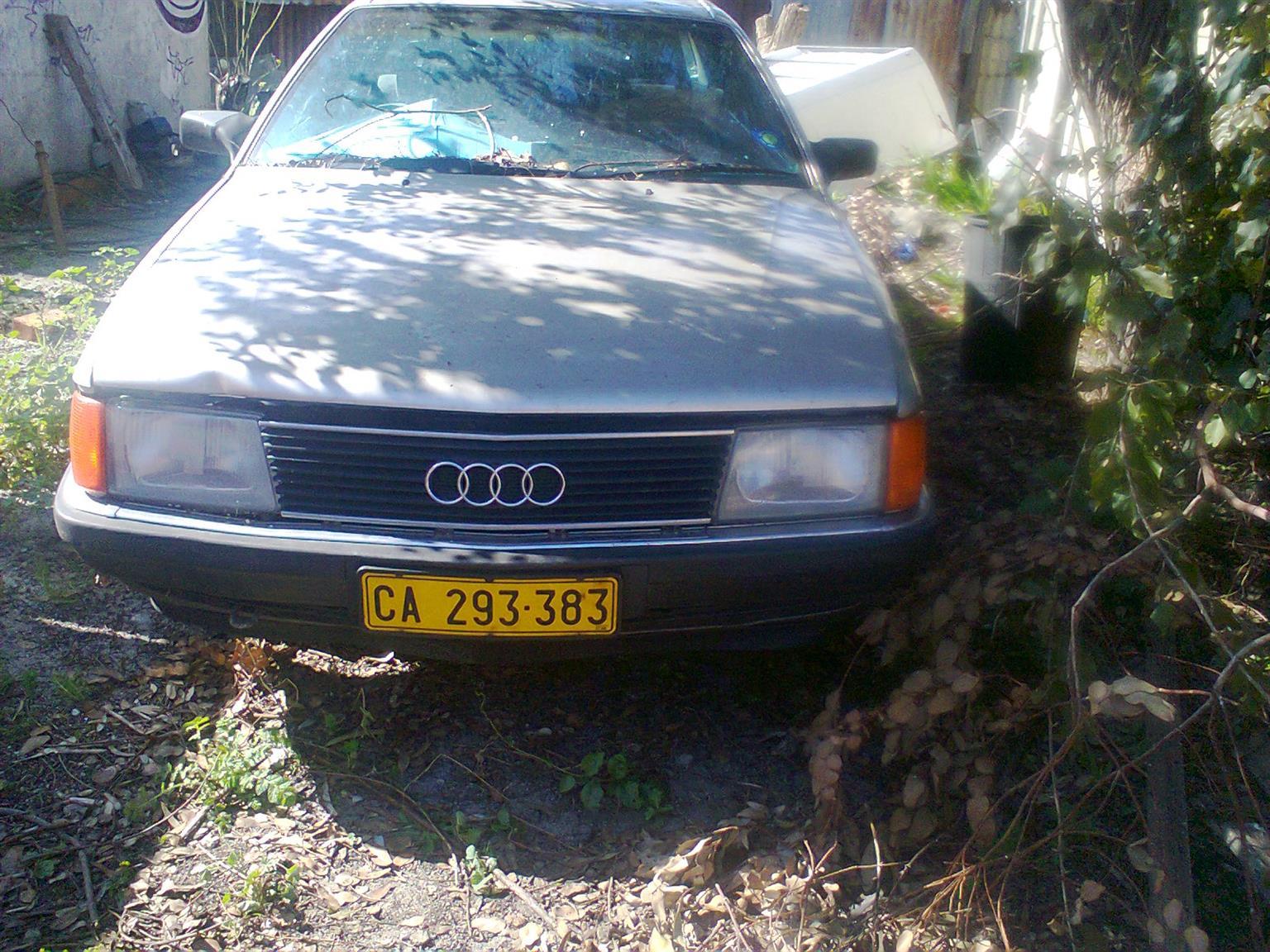 Audi 500e 1991 parts for sale