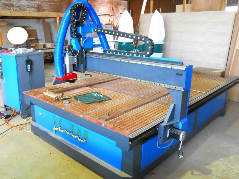 R-2030VD/30L EasyRoute 380V Standard 2050x3050mm Hard PVC/Bakelite Clampable Vacuum CNC