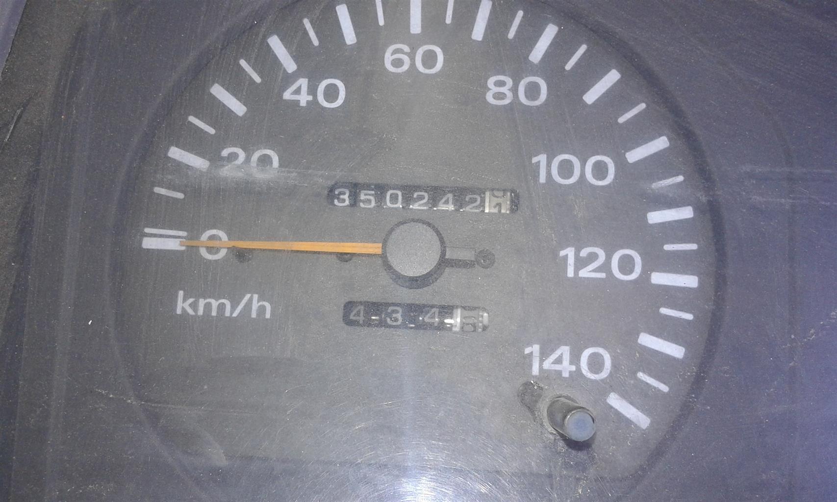 2008 Nissan Cabstar