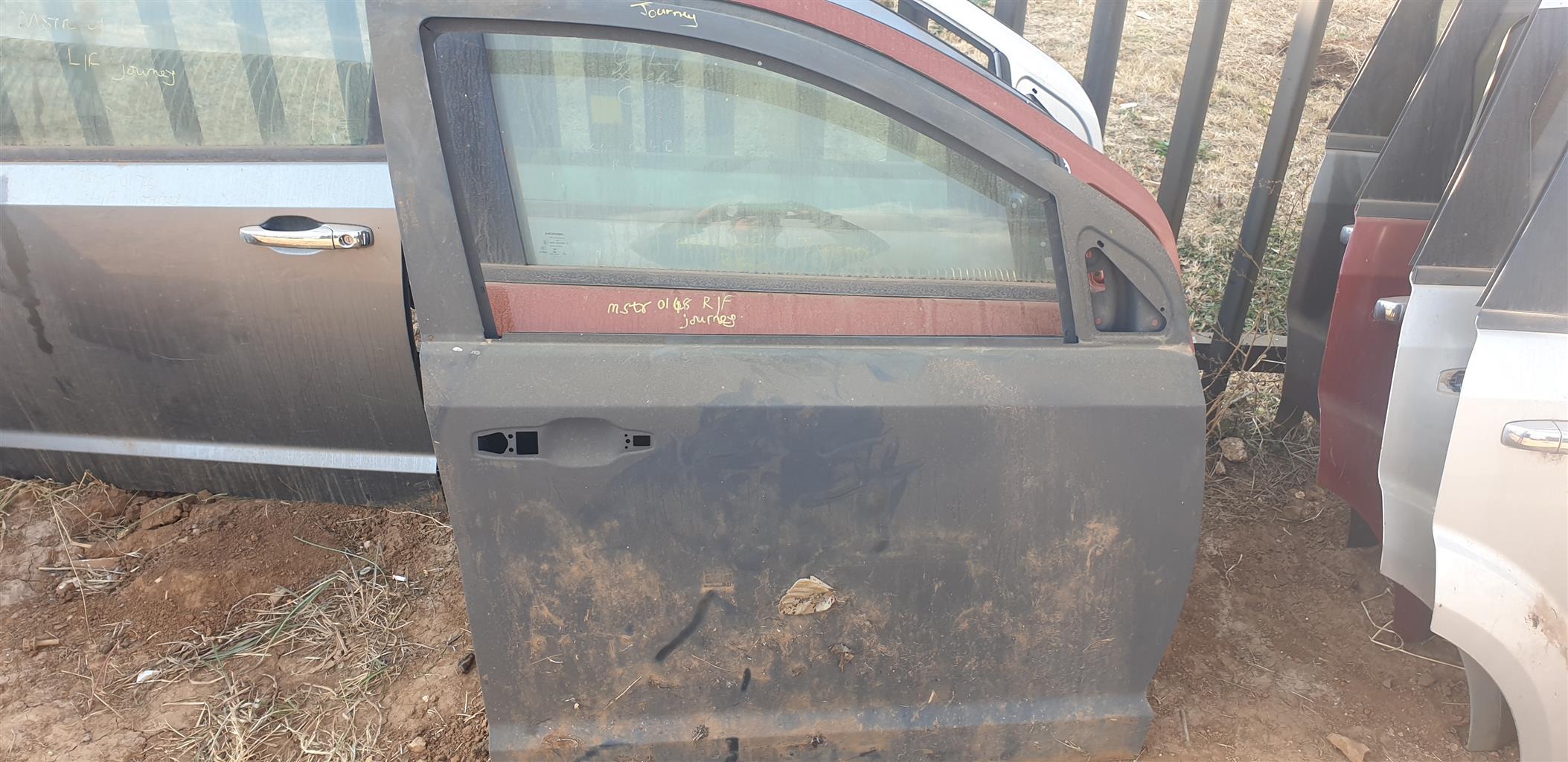 Dodge Journey Front Doors