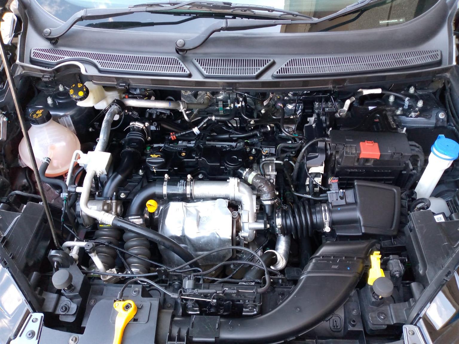 Ford Ecosport TDCi 1.5 Trend 2018