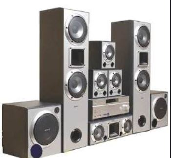 Sony 6.2 Home Theater system