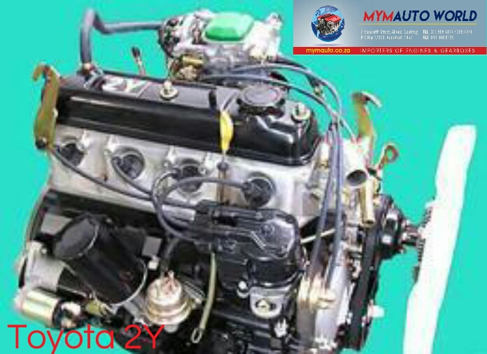 Imported used  TOYOTA HIACE/HILUX 1.8L , 2Y engine Complete