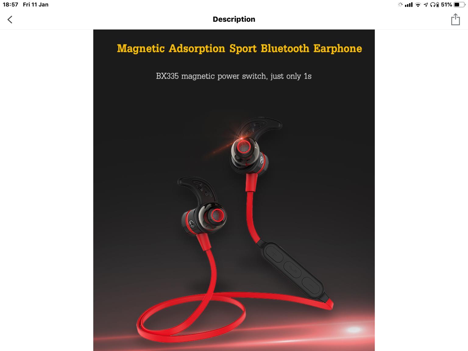Plextone earphones