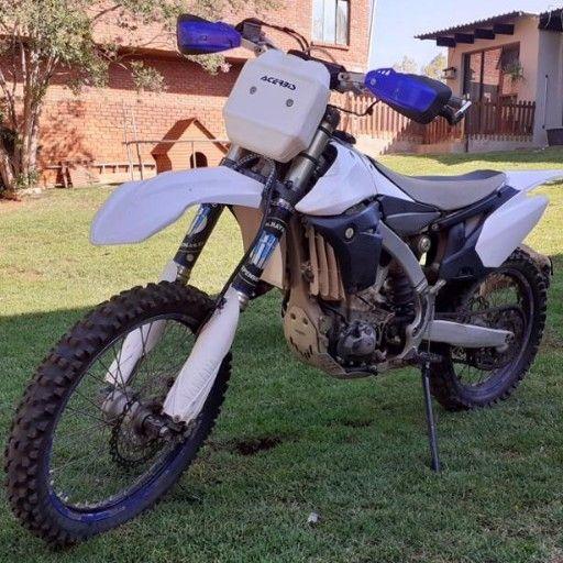 2012 Yamaha YFZ 450