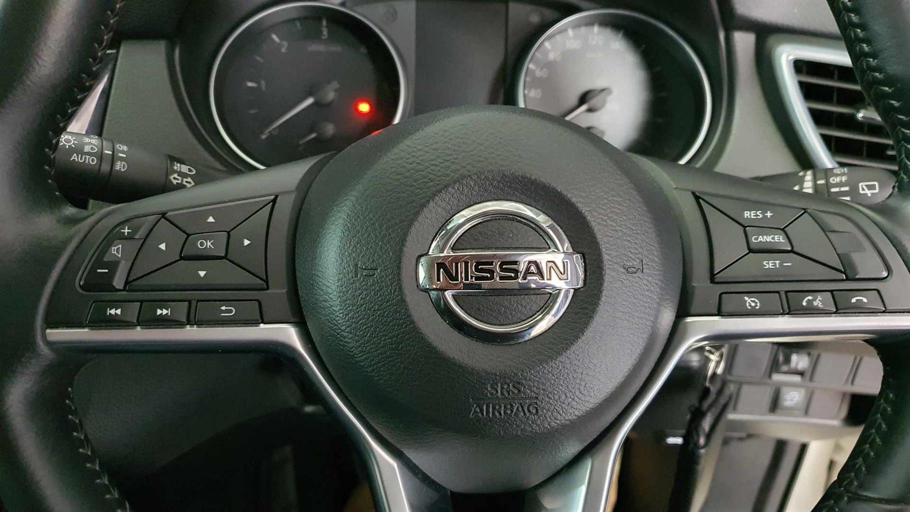 2019 Nissan Qashqai 1.5DCi TEKNA