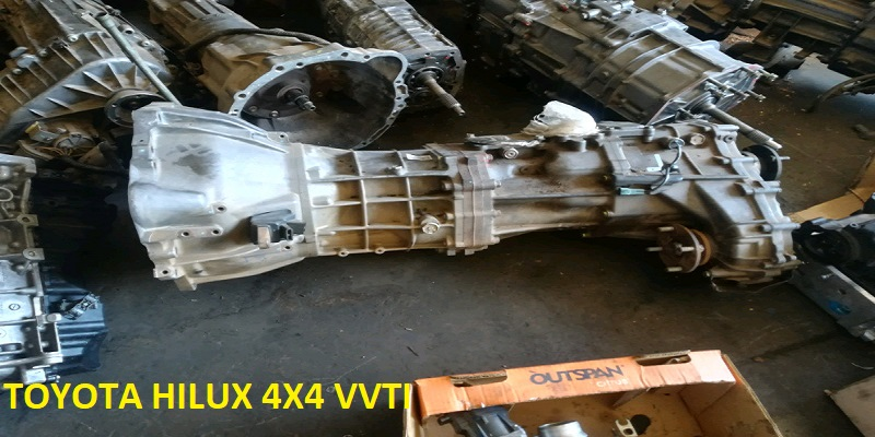 TOYOTA HILUX 4X4 VVTI GEARBOX FOR SALE