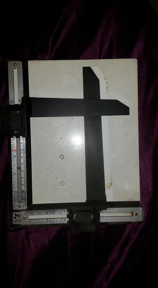 Photo measuring tool
