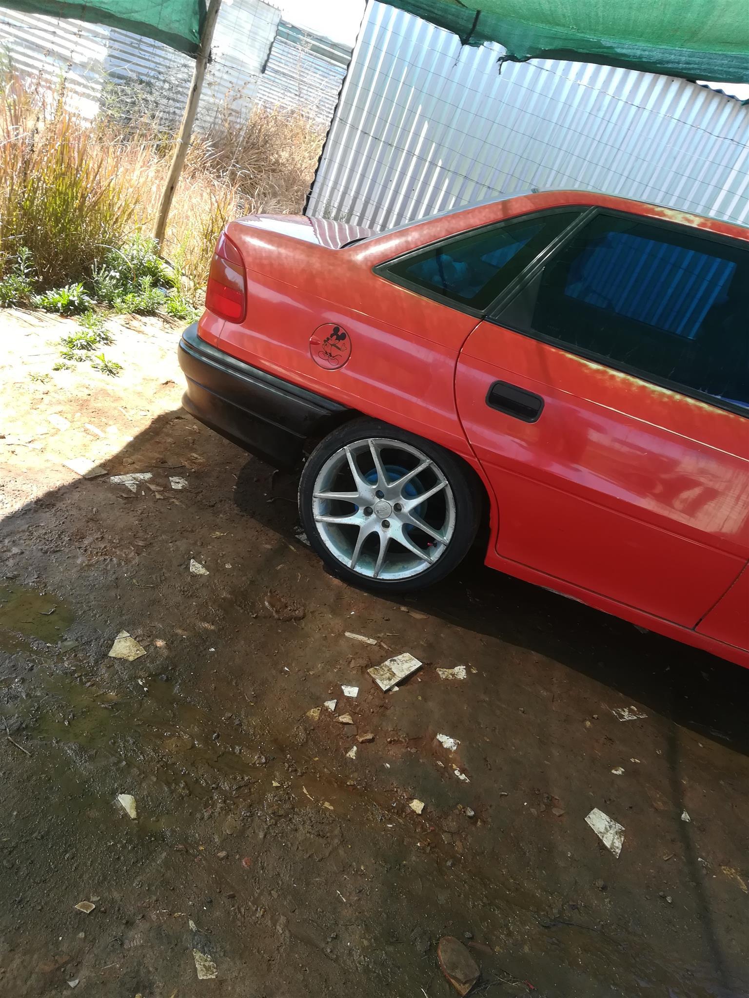 1995 Opel Astra 1.6 Enjoy