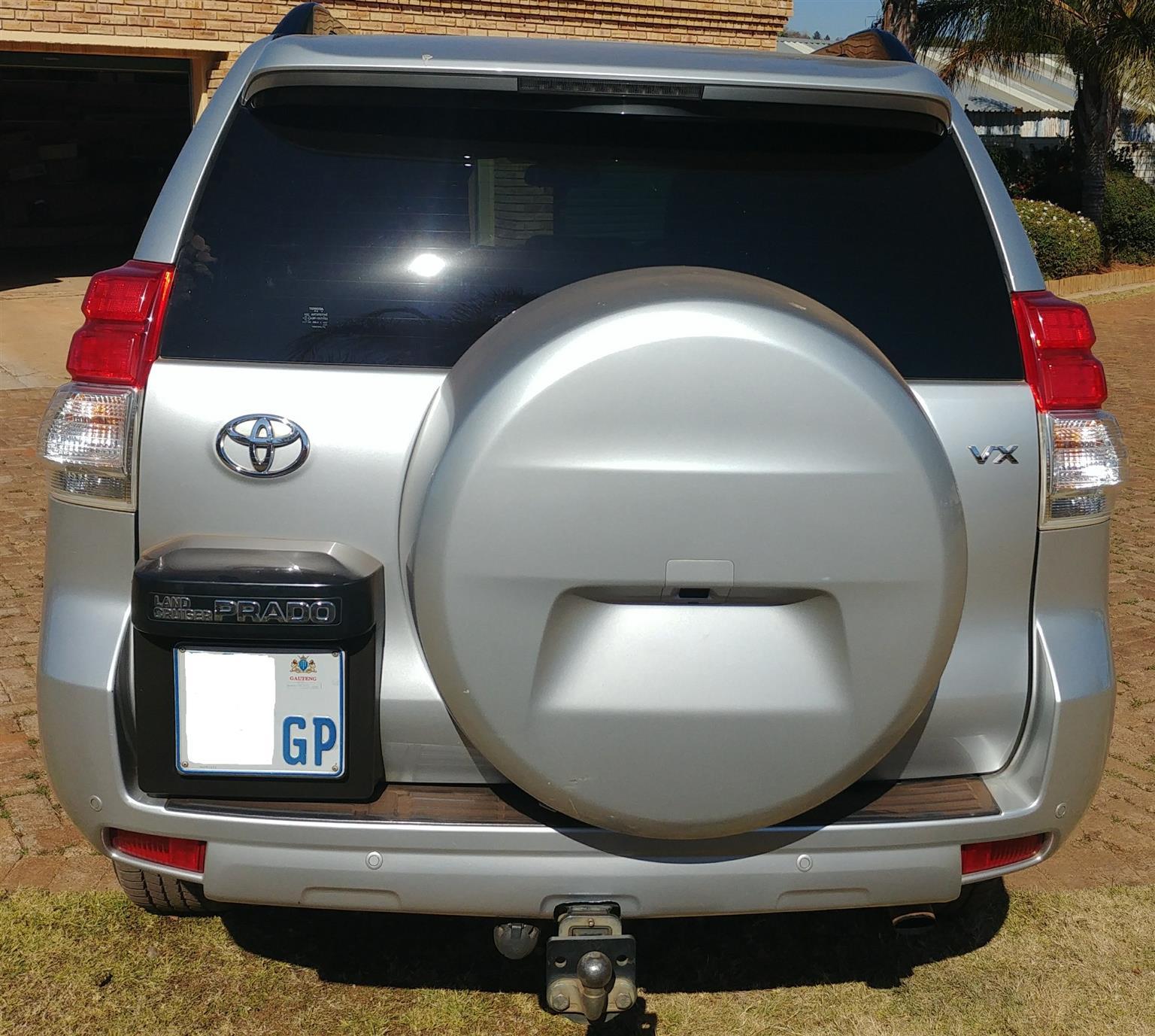 2011 Toyota Land Cruiser Prado 3.0DT VX