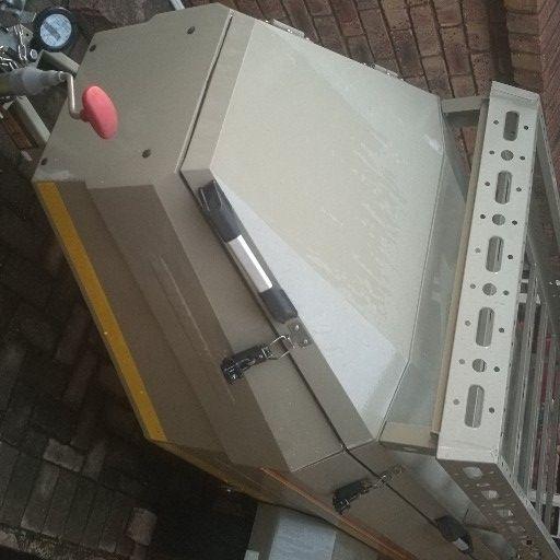 Venter Voyager 14 6ft trailer