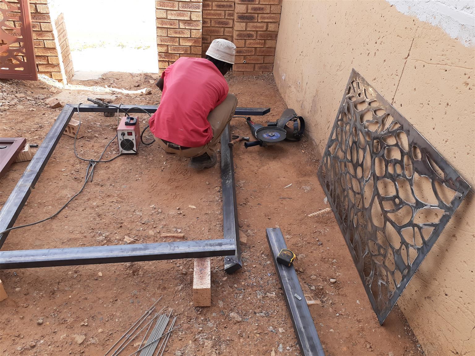 Moyaha&Chauke construction.... a construction company based is Pretoria.