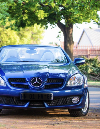 2009 Mercedes Benz 350SL