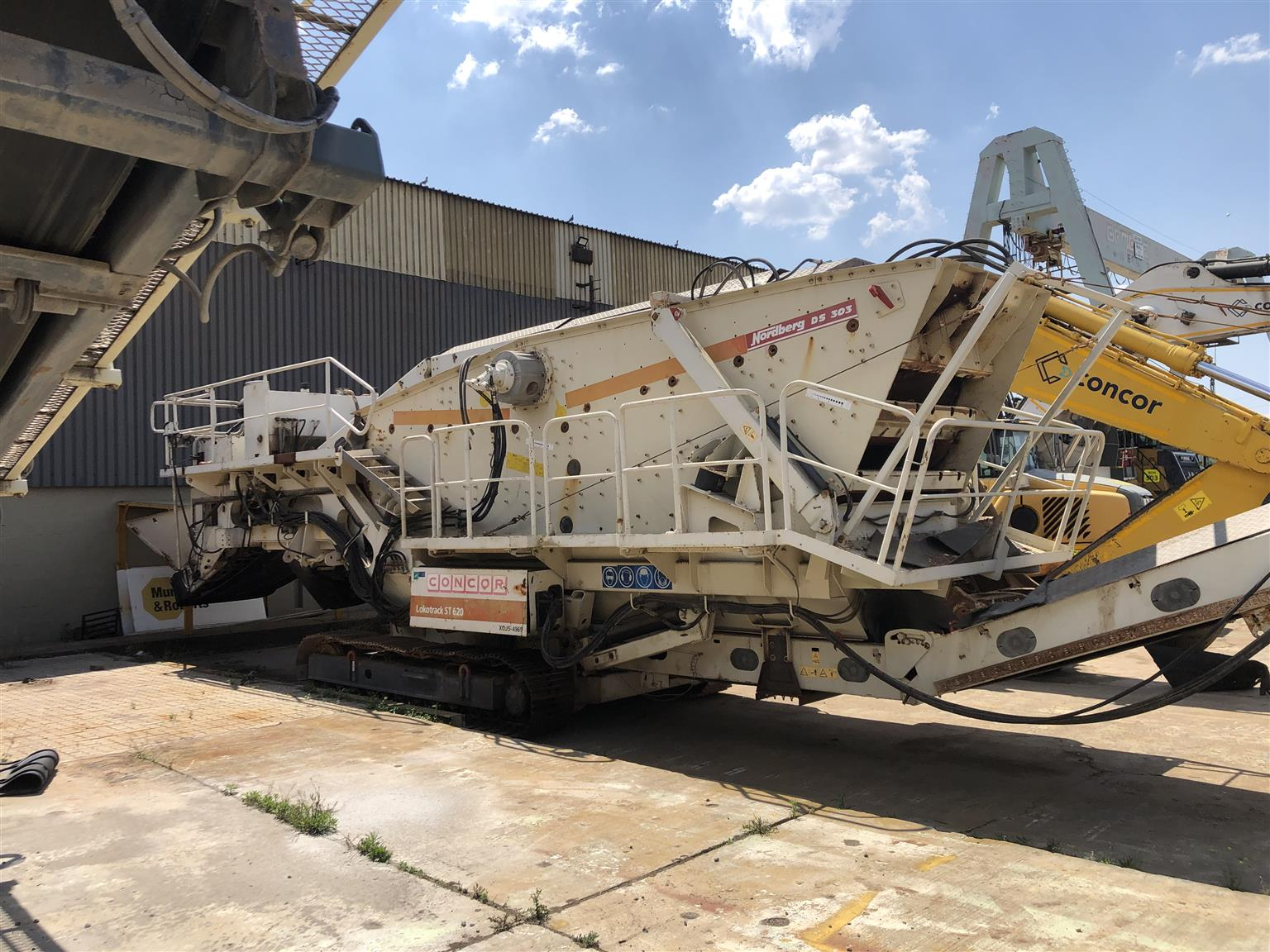 Make An Offer On Good Condition Construction And Mining Equipment