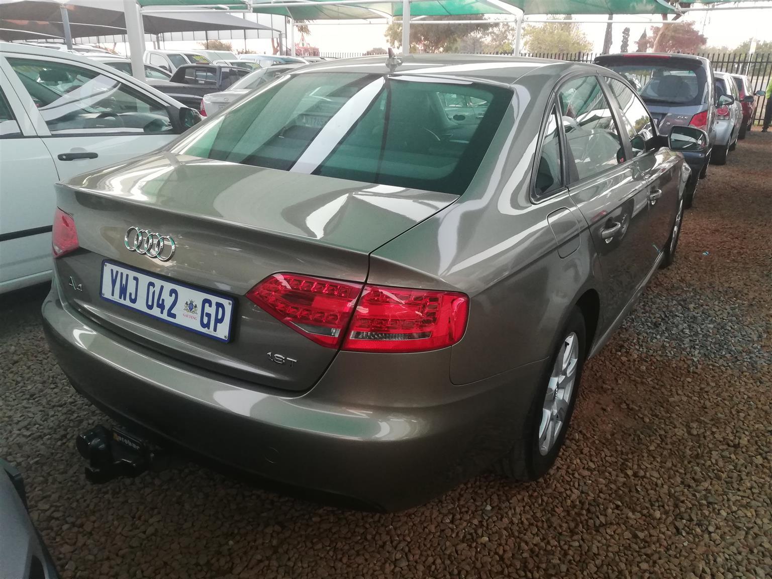 2010 Audi A4 1.8T Ambition