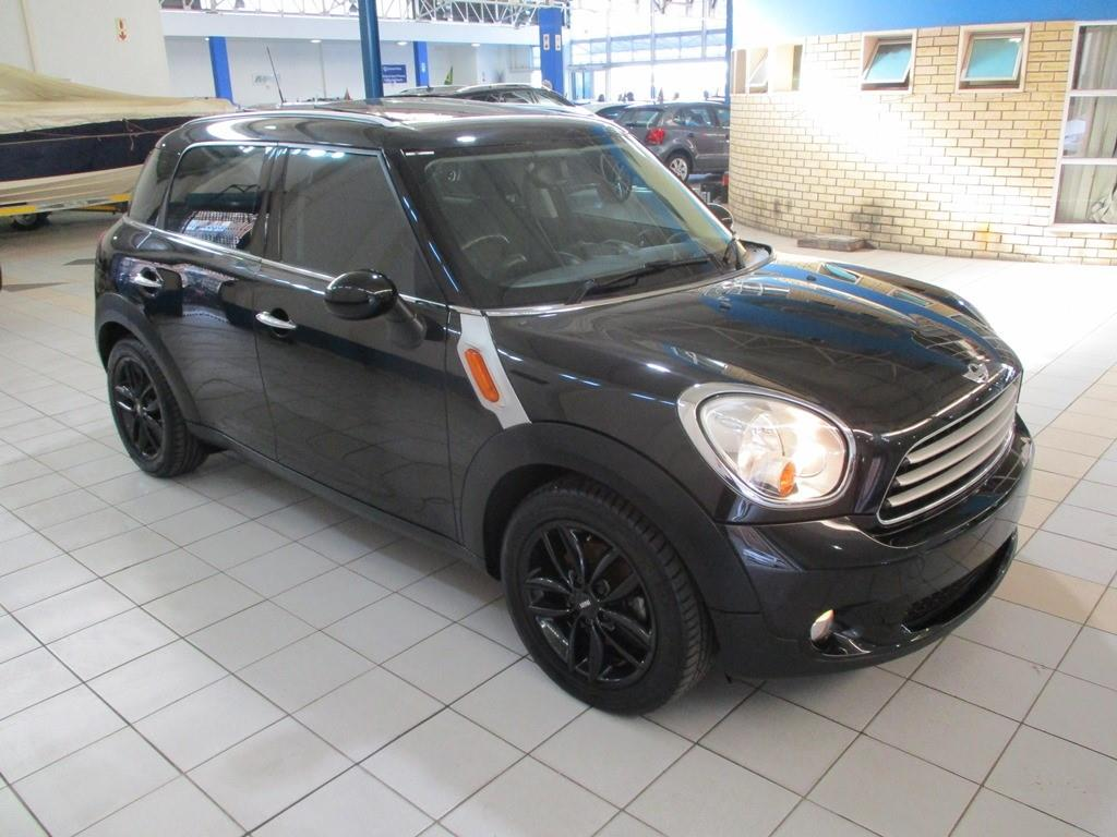 2011 Mini Countryman Cooper